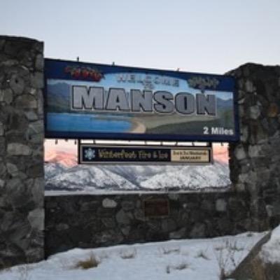 Manson Sign